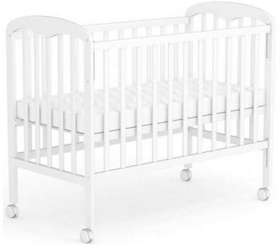 """Кровать детская Фея """"323"""", (белый-лазурь)"""