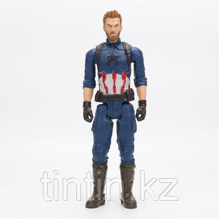 Captain America - Капитан Америка, 30 см, Hasbro, фото 2