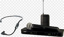 Аренда петличных, (головная гарнитура) радио микрофонов