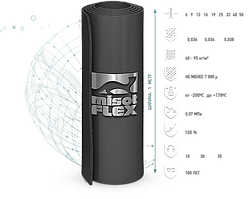 Теплоизоляция Standart Roll 32 мм (обычная рулонная)