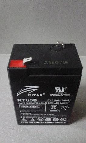 Аккумулятор 6V 5Ah, фото 2