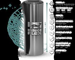 Теплоизоляция STANDART ALUMINIUM FOIL- 50 мм с алюминиевым покрытием
