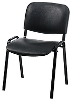 Стул ISO black V (кожезаменитель)