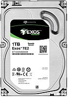 "Жесткий диск Exos 7E2 HDD 1TB Seagate Enterprise Capacity 512n ST1000NM0008 3.5"" SATA 6Gb/s 128Mb 7200rpm"