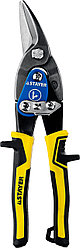 STAYER Ножницы по металлу HERCULES, правые, Cr-Mo, 250 мм, серия Professional