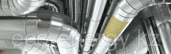 Цилиндры из минеральной ваты фольгированный для теплоизоляции
