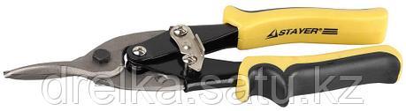 STAYER Ножницы по металлу, прямые, Cr-V, 250 мм, фото 2