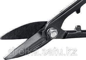 Ножницы по металлу, прямые, 250мм, фото 2