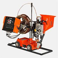 Автоматическая сварка в SAW MZ 1000 (J38)