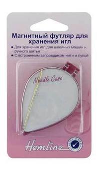 Магнитный футляр для хранения игл
