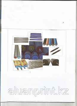 Валы для полиграфических офсетных машин Heidelberg, Man Roland, KBA,Komori