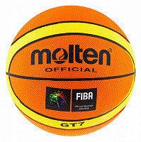 Баскетбольный мяч Molten GT7, фото 2