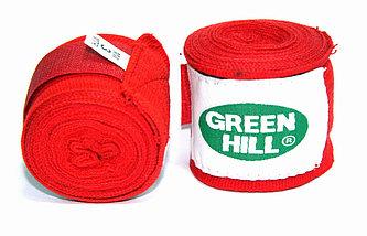 Боксерские бинт Green Hill 3м, фото 2