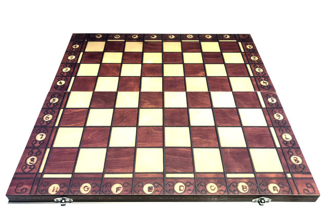 ШШахматы шашки нарды 34см х 34см, фото 2