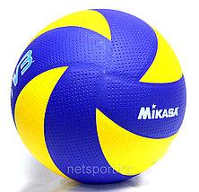 Волейбольный мяч Mikasa MVA 200, фото 2