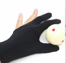 Перчатки для бильярда, фото 3