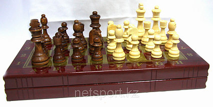 Шахматы 3в 1 (380мм х 380 мм), фото 3