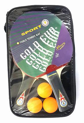 Pакетки настольного тенниса , фото 2