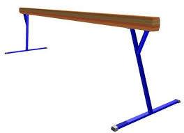 Бревно гимнастическое регул. высота 5м, фото 2