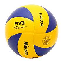Волейбольный мяч Mikasa MVA330 original, фото 3