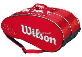 Сумка для теннисных ракеток WILSON, фото 3