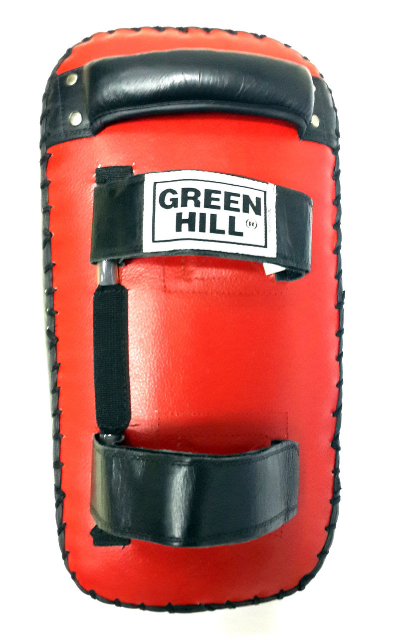Макивара  Green Hill кожа 40cм x 20см