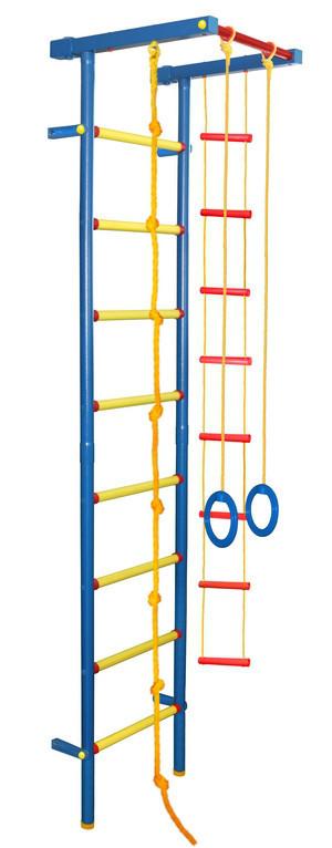 Детский спортивный комплекс пристенный 2,20м (вес не ограничен)