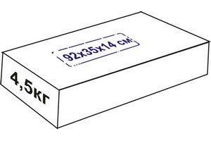 Скамья для пресса и мышц спины 100 кг Россия, фото 3