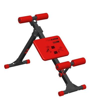 Скамья для пресса и мышц спины 120 кг Россия, фото 2