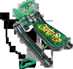 Аргамак Граффити зеленый