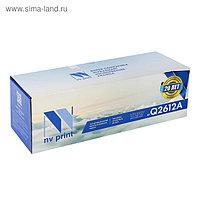 Картридж NV PRINT Q2612A для HP LaserJet 1010/1012/1015/1020/1022/3015/3020/3030 (2000k)