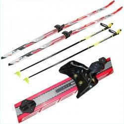 Лыжи беговые в комплекте детский