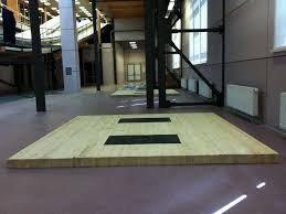 Помост тяжёлоатлетический, тренировочный 4х4х0,1 метр, фото 2