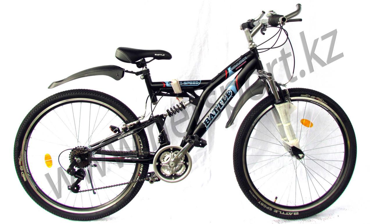 Велосипеды BATTLE SPARK