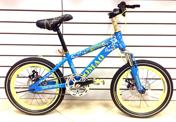 Велосипеды JQmao 20, фото 2