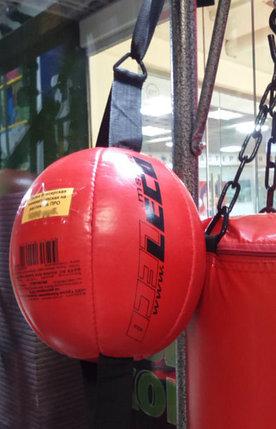 Груша боксерская пневматическая на растяжках 22см Россия, фото 2