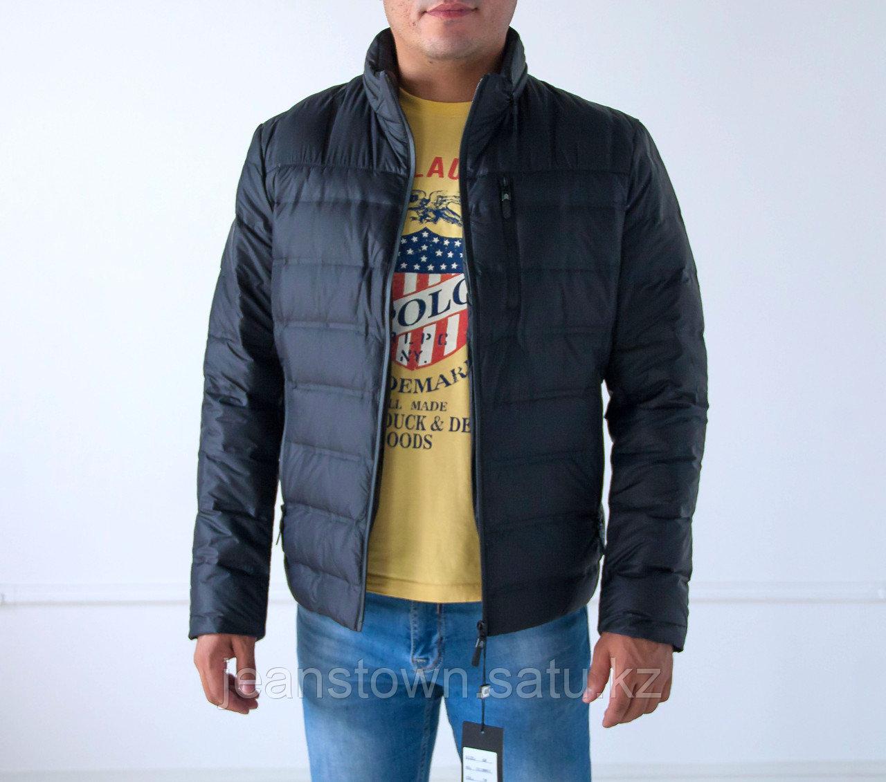 КурткаCity Class черная , короткая