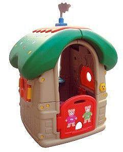 Детская площадка, домик, фото 2