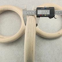 Кольцо гимнастическое профессиональные, фото 3