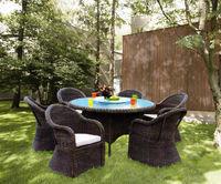 Набор мебели из ротанга, фото 2