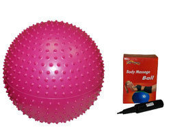 Гимнастический мяч  (Фитбол) 85 массажный, фото 2