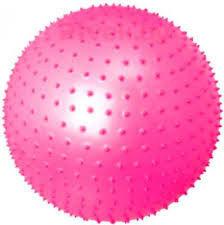 Гимнастический мяч  (Фитбол) 65 массажный, фото 2