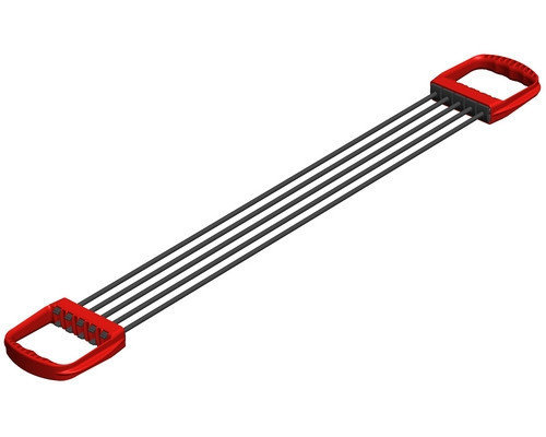 Эспандер плечевой 20 кг, на рост от 180 см, фото 2