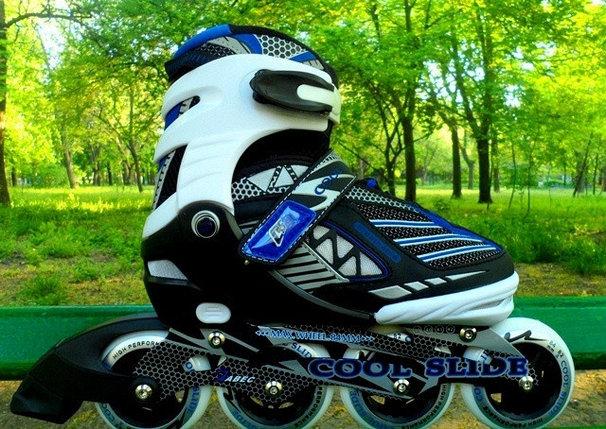 Роликовые коньки Cool Slide, фото 2
