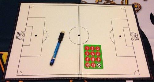 Спортивная папка для футбольного тренера, фото 2