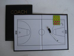 Спортивная папка для баскетбольного тренера, фото 2