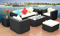 Мебель +из ротанга, фото 2