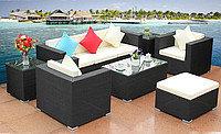 Мебель +из ротанга