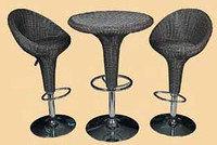 Набор мебели, барный (ротанг), фото 2