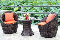 Набор мебели, стол + 2 кресла, фото 2